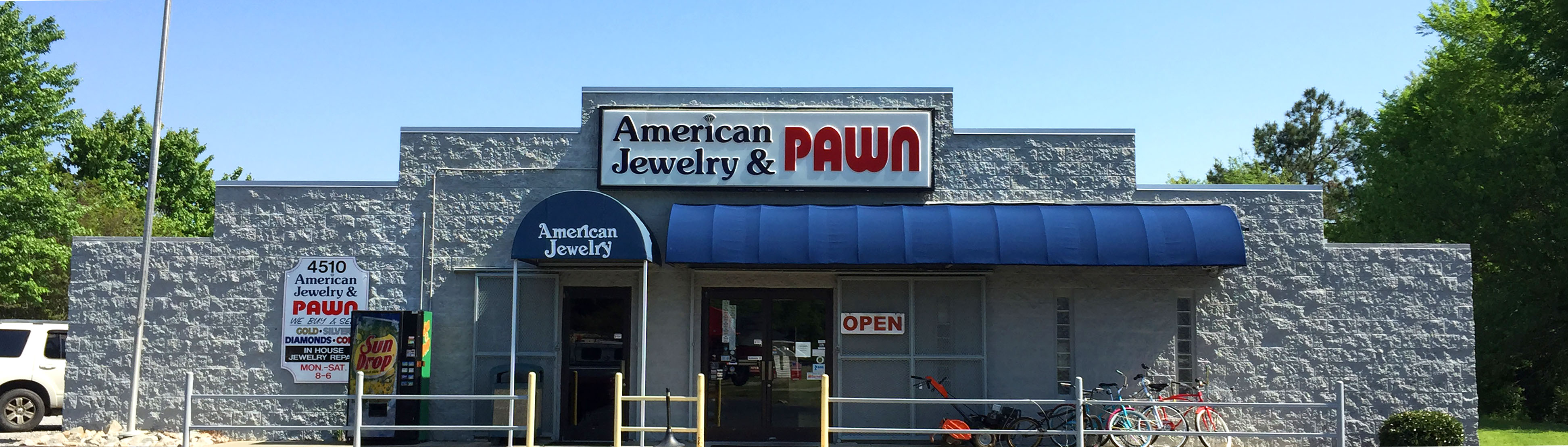 American jewelry pawn for Sunset pawn and jewelry